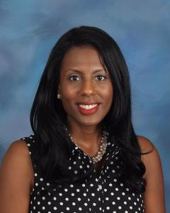 photo of LaRonda Peterson, principal at Bucknell Elementary